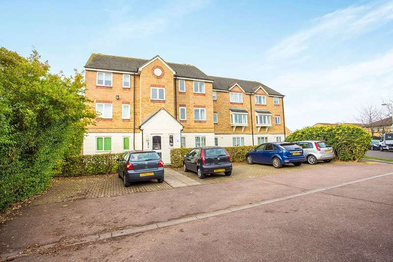 1 Bedroom Flat for sale in Scammell Way, Watford, WD18