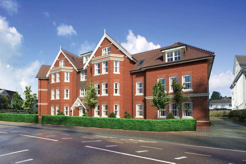 1 Bedroom Flat for sale in Lower Parkstone