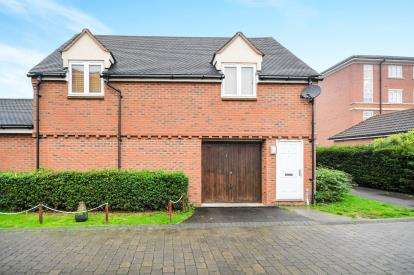 2 Bedrooms Detached House for sale in Chastleton Road, Redhouse, Swindon, Wiltshire