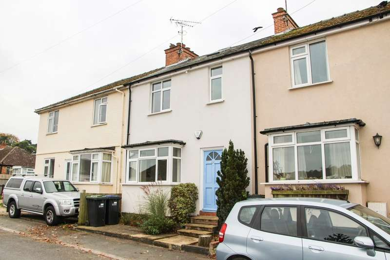 3 Bedrooms Terraced House for sale in Centre Drive, Newmarket