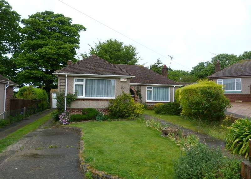 2 Bedrooms Detached Bungalow for sale in Dane Court Gardens, Broadstairs