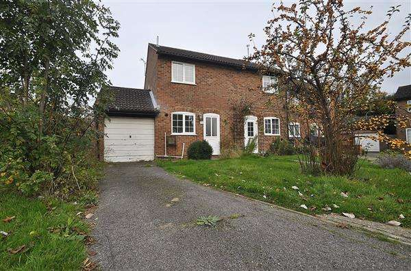 2 Bedrooms Semi Detached House for sale in Ashford, TN23