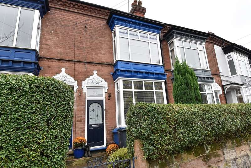 3 Bedrooms Terraced House for sale in Mary Vale Road, Bournville, Birmingham, B30