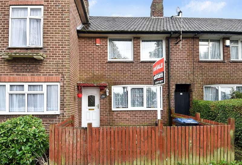 3 Bedrooms Terraced House for sale in Weoley Castle Road, Weoley Castle, Birmingham, B29
