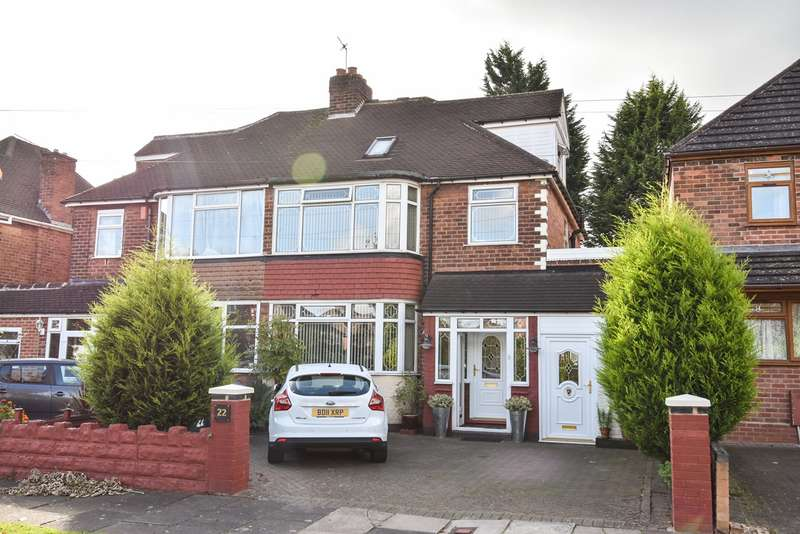 4 Bedrooms Semi Detached House for sale in Willersey Road, Moseley, Birmingham, B13