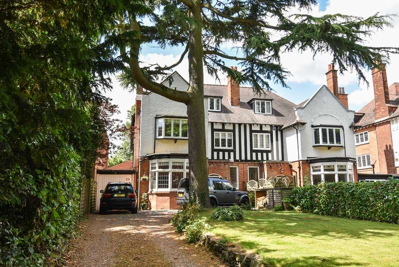 5 Bedrooms Semi Detached House for sale in St Agnes Road, Moseley, Birmingham, B13