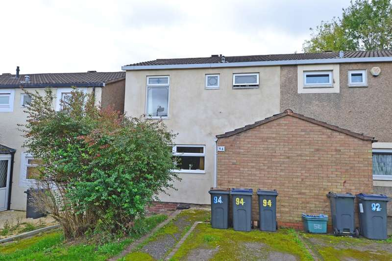 2 Bedrooms Terraced House for sale in Cotswold Close, Rednal, Birmingham, B45