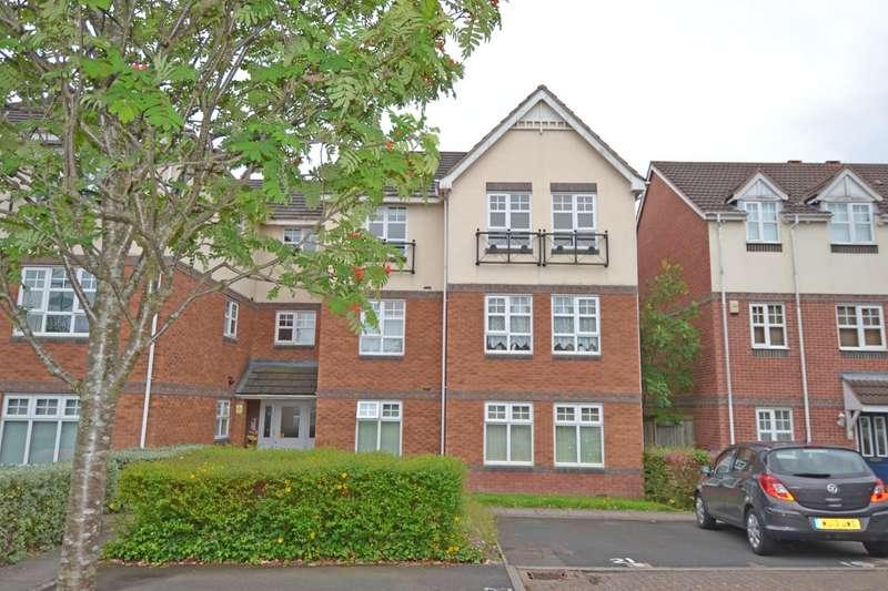 2 Bedrooms Flat for sale in Westwood Drive, Rednal, Birmingham, B45