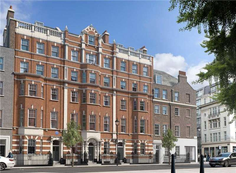 2 Bedrooms Apartment Flat for sale in Langham Street, Fitzrovia, London
