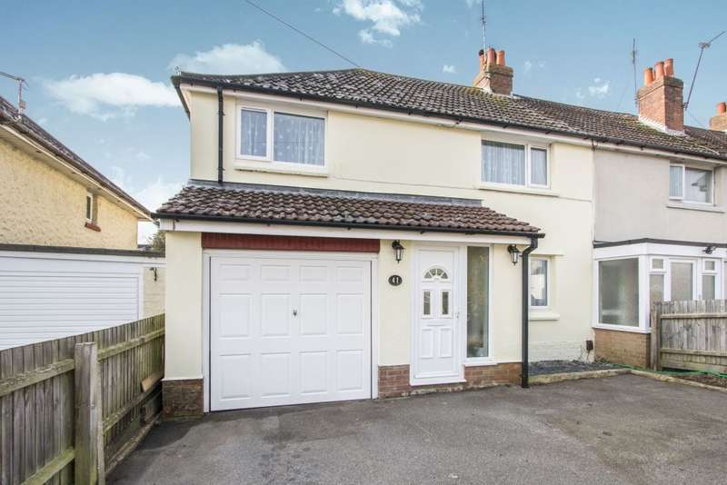 4 Bedrooms Semi Detached House for sale in Haskells Road, Poole, Dorset, BH12