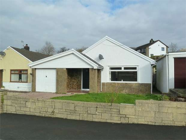 3 Bedrooms Detached Bungalow for sale in Mill View, Garth, Maesteg, Mid Glamorgan