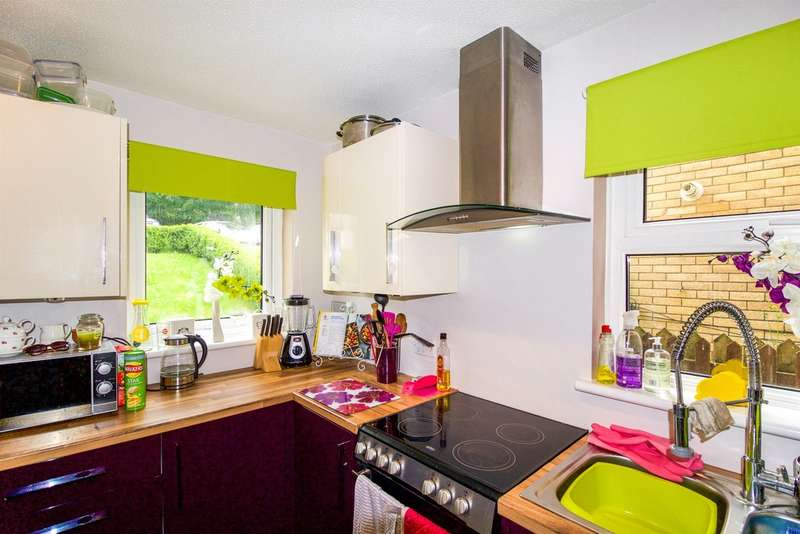 2 Bedrooms End Of Terrace House for sale in The Spinney, Brackla, Bridgend