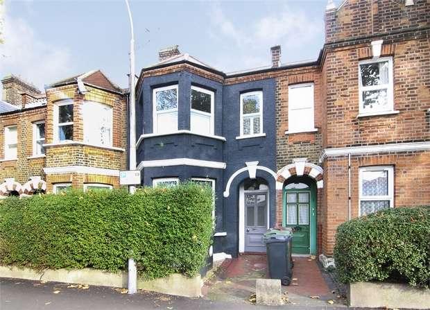 1 Bedroom Flat for sale in Edward Road, Walthamstow, London