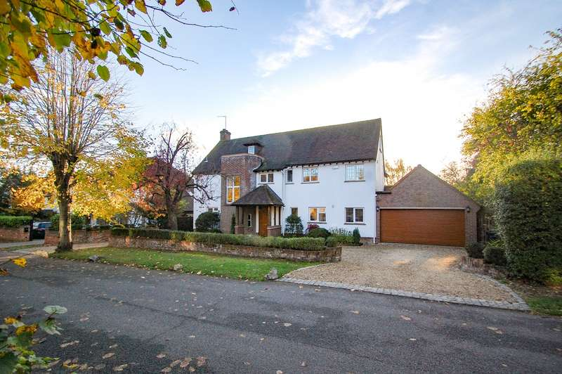 6 Bedrooms Detached House for sale in Hill Waye, Gerrards Cross, SL9