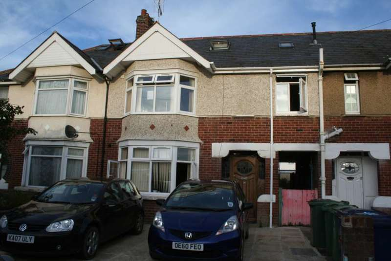 8 Bedrooms Semi Detached House for rent in Ridgefield Road, East Oxford