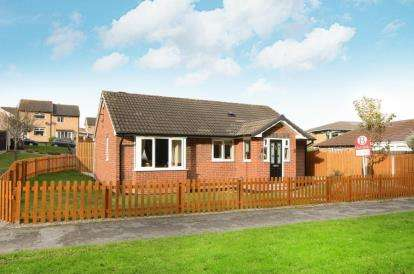 2 Bedrooms Bungalow for sale in Purbeck Road, Waterthorpe, Sheffield, South Yorkshire