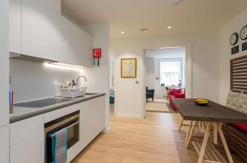 1 Bedroom Flat for rent in Star Yard, Holborn, WC2A