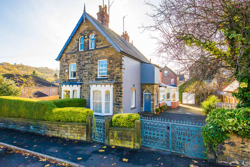 4 Bedrooms Semi Detached House for sale in 9 Knaresborough Road, Millhouses, S7 2LA