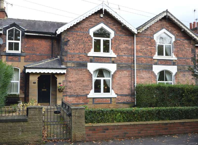 3 Bedrooms Terraced House for sale in The Balk, Walton, Wakefield