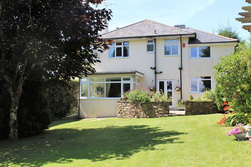 5 Bedrooms Detached House for sale in Reservoir Road , Elburton, Plymouth