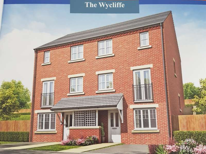 3 Bedrooms Town House for sale in Holly Close, The Woodlands, Stalybridge, SK15 2AN