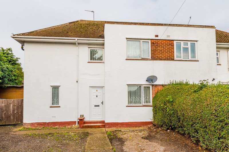 3 Bedrooms Semi Detached House for sale in Hamilton Close, Ramsgate, Kent, CT12