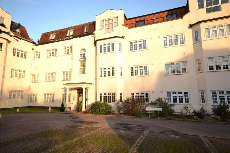 2 Bedrooms Apartment Flat for sale in Etchingham Court, Etchingham Park Road, Finchley, London, N3