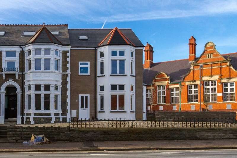 9 Bedrooms Terraced House for rent in Cathays Terrace, Cathays, Cardiff, CF24 4HW