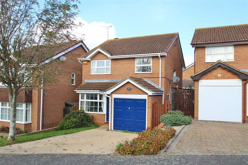 3 Bedrooms Detached House for sale in Lime Avenue, Buckingham