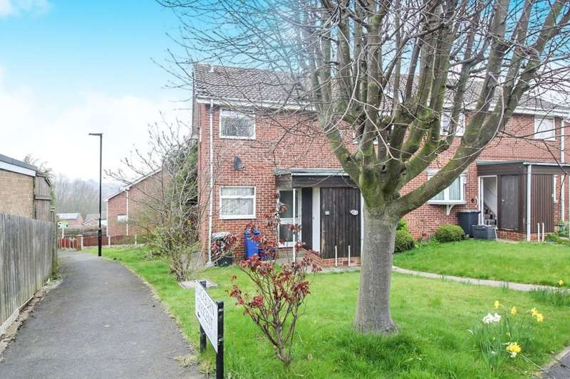 2 Bedrooms Flat for sale in Blackburn Crescent, Chapeltown, Sheffield, S35