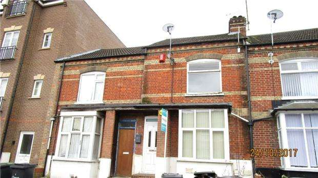 1 Bedroom Apartment Flat for sale in Grove Road, Luton