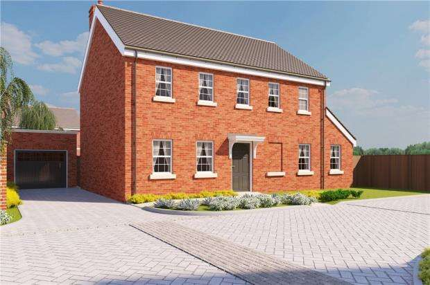 4 Bedrooms Detached House for sale in Terrace Road North, Binfield, Berkshire