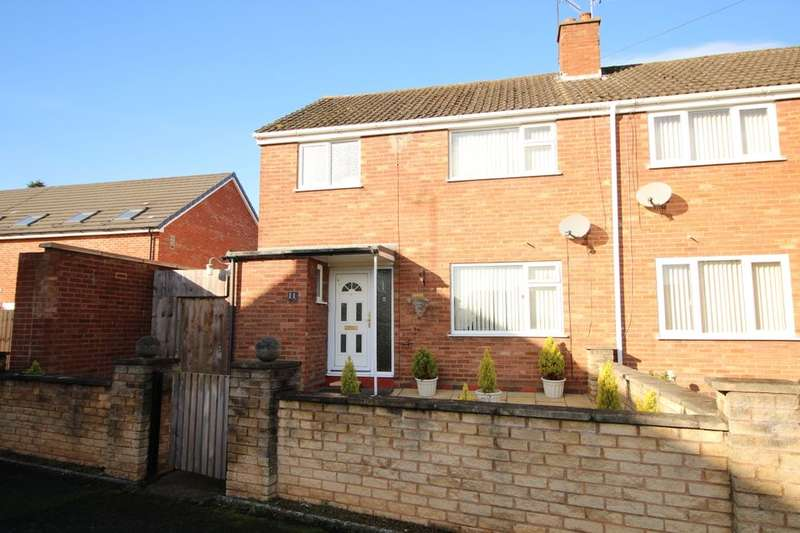 3 Bedrooms Property for sale in York Close, Sidemoor, Bromsgrove, B61