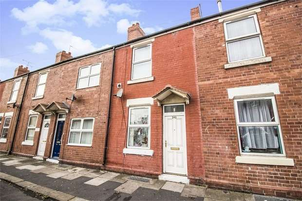 3 Bedrooms Terraced House for sale in Hatherley Road, Rotherham, South Yorkshire