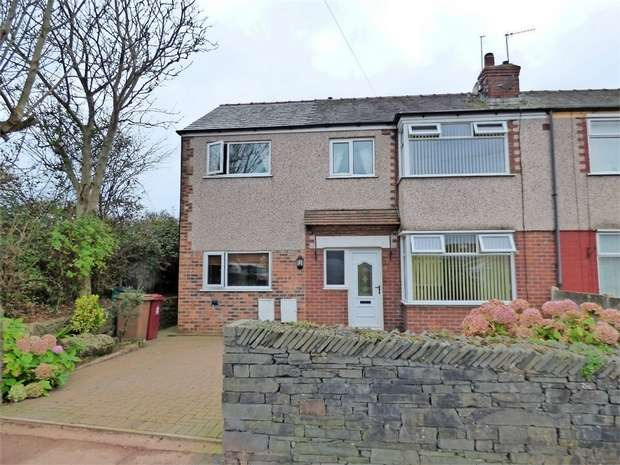 3 Bedrooms Semi Detached House for sale in Greystone Lane, Dalton-in-Furness, Cumbria