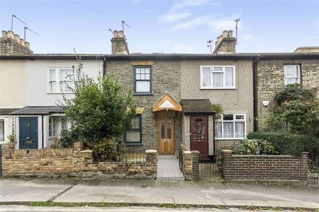 3 Bedrooms Terraced House for sale in Milton Road, London