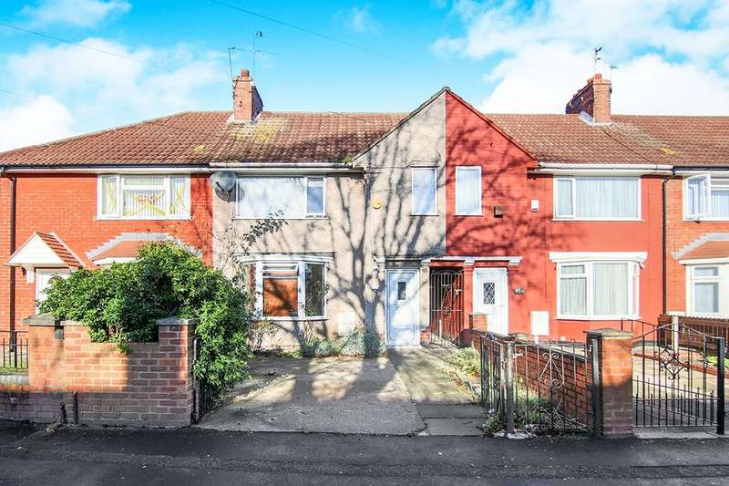 3 Bedrooms Terraced House for sale in Teynham Crescent, Liverpool, L11