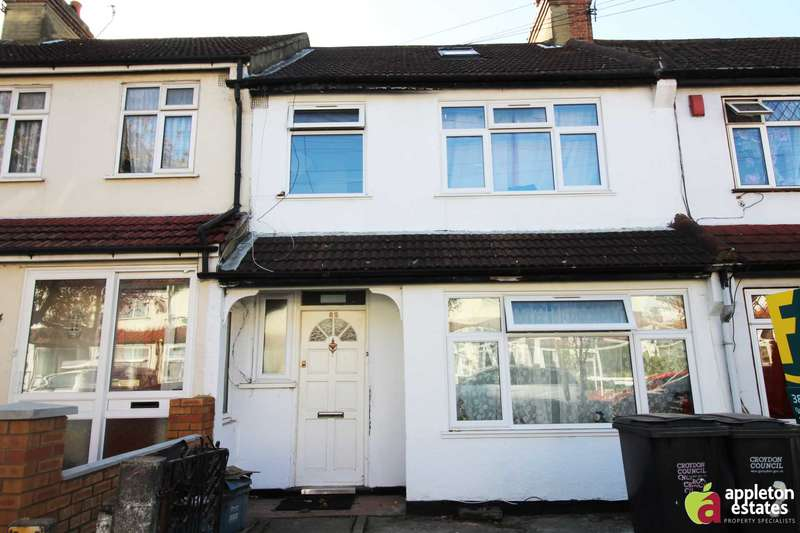 7 Bedrooms Terraced House for sale in Harcourt Road, Thornton Heath