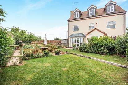 5 Bedrooms Detached House for sale in Parrish Close, Bishops Itchington, Southam, England