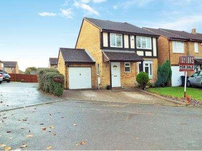 4 Bedrooms Detached House for sale in Ottrells Mead, Bradley Stoke, Bristol