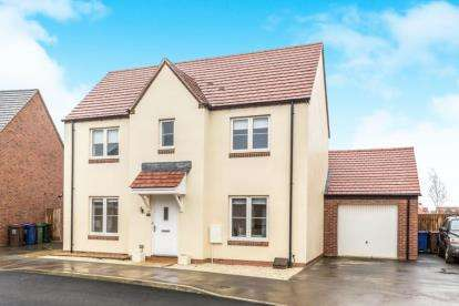 3 Bedrooms Detached House for sale in Chaffinch Way, Bodicote, Banbury, Oxfordshire