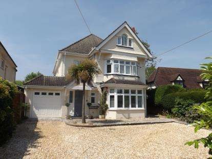 6 Bedrooms Detached House for sale in Lyndhurst, Hants
