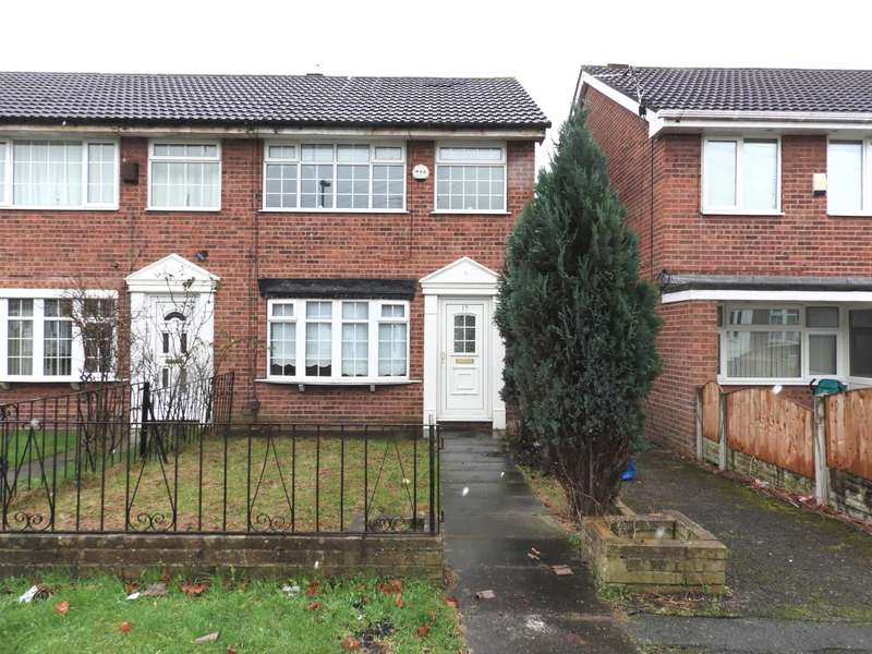 3 Bedrooms End Of Terrace House for sale in Beryl Walk, Liverpool