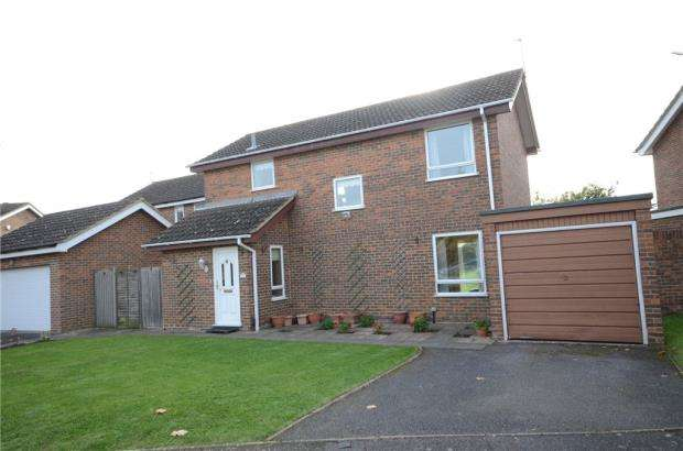 3 Bedrooms Detached House for sale in Rylstone Close, Maidenhead, Berkshire