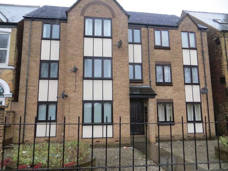 1 Bedroom Studio Flat for sale in Beverley Road, Hull, HU5 1LX