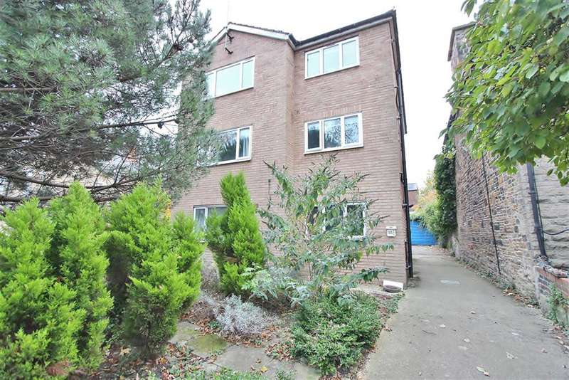 2 Bedrooms Flat for sale in Chippinghouse Road, Nether Edge, Sheffield, S7 1DQ