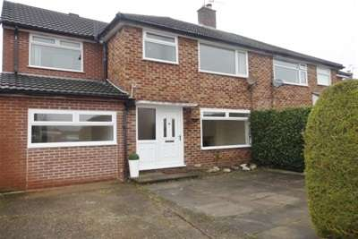5 Bedrooms Semi Detached House for rent in Milton Crescent Heswall