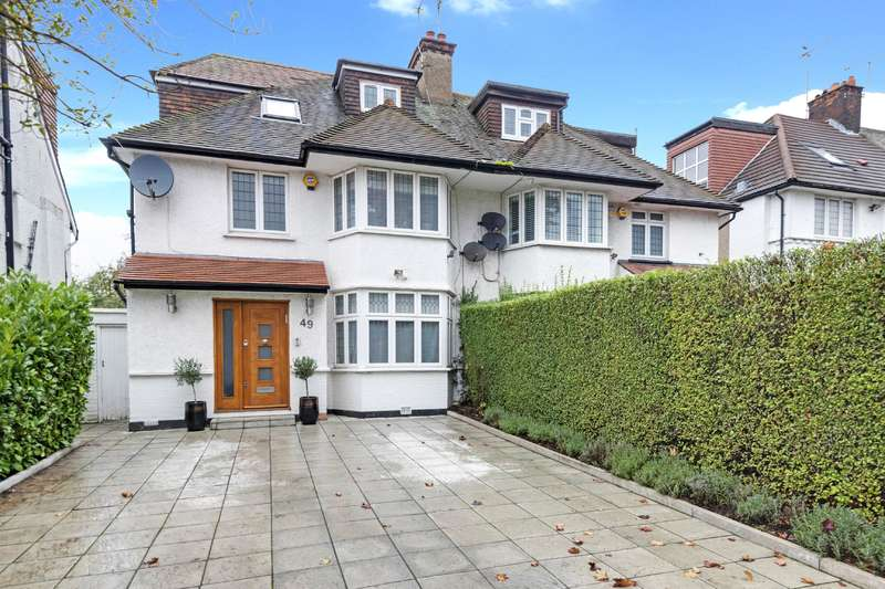 4 Bedrooms House for sale in The Vale, London