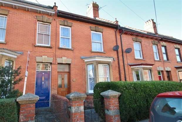 4 Bedrooms Terraced House for sale in Norbins Road, Glastonbury