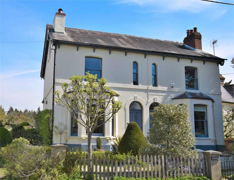 3 Bedrooms Semi Detached House for sale in The Street, Mortimer, Reading, Berkshire, RG7
